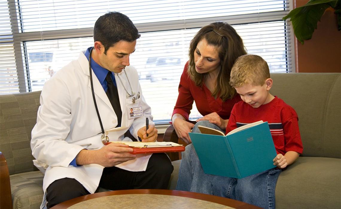 доктор мама и сын